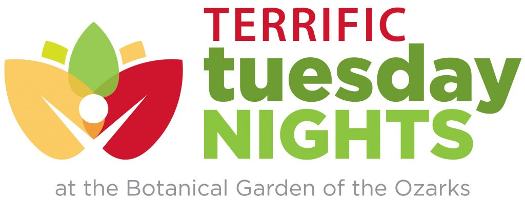 terrific tuesday nights botanical garden of the ozarks