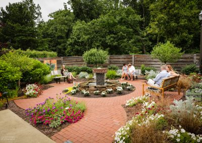 The Founders' Garden